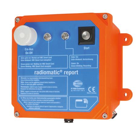 HBC Radiomatic report