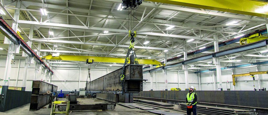 Overhead Crane Distance Restriction Cts