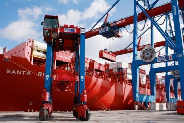 Symeo Container Terminal