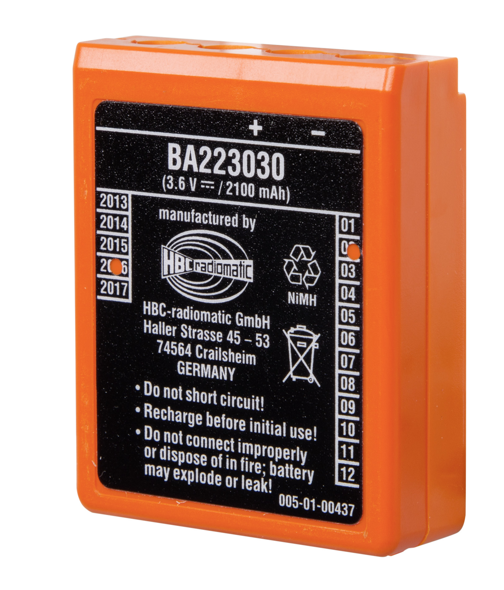 BA223030 Battery - CTS