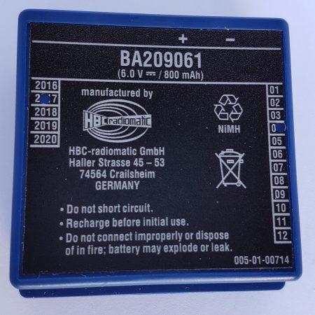 HBC Battery BA209061