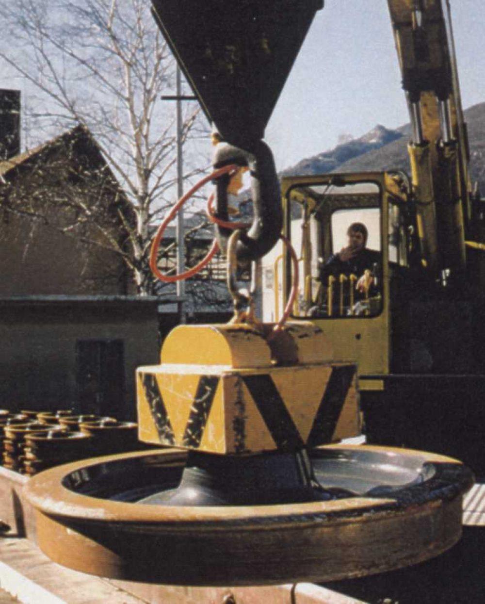 Truninger Rail Wheels